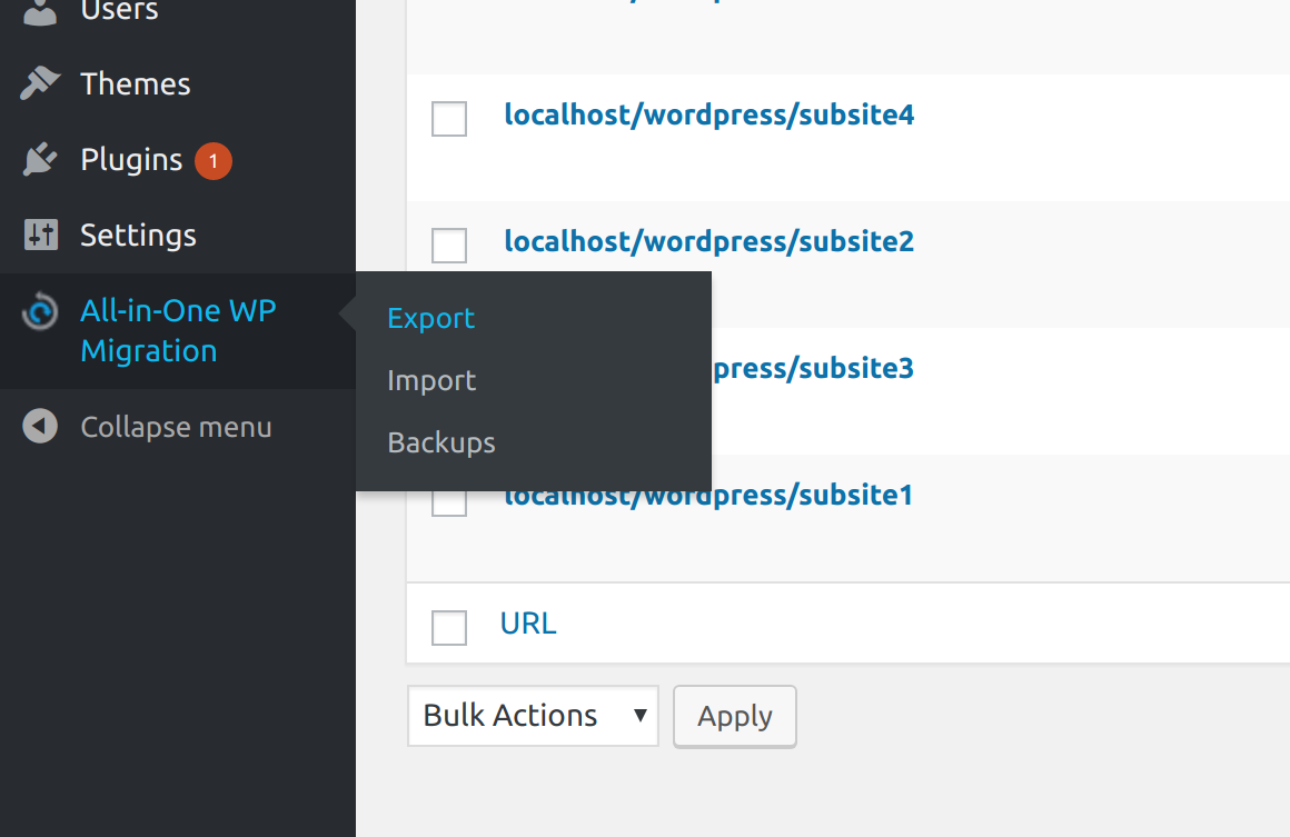 Multisite Extension User Guide | HelpDeskHelpDesk